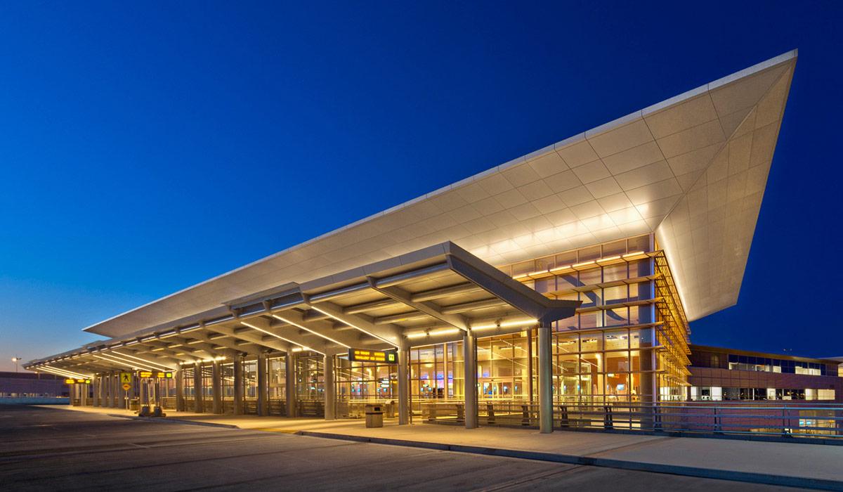 Winnipeg James Armstrong Richardson International Airport