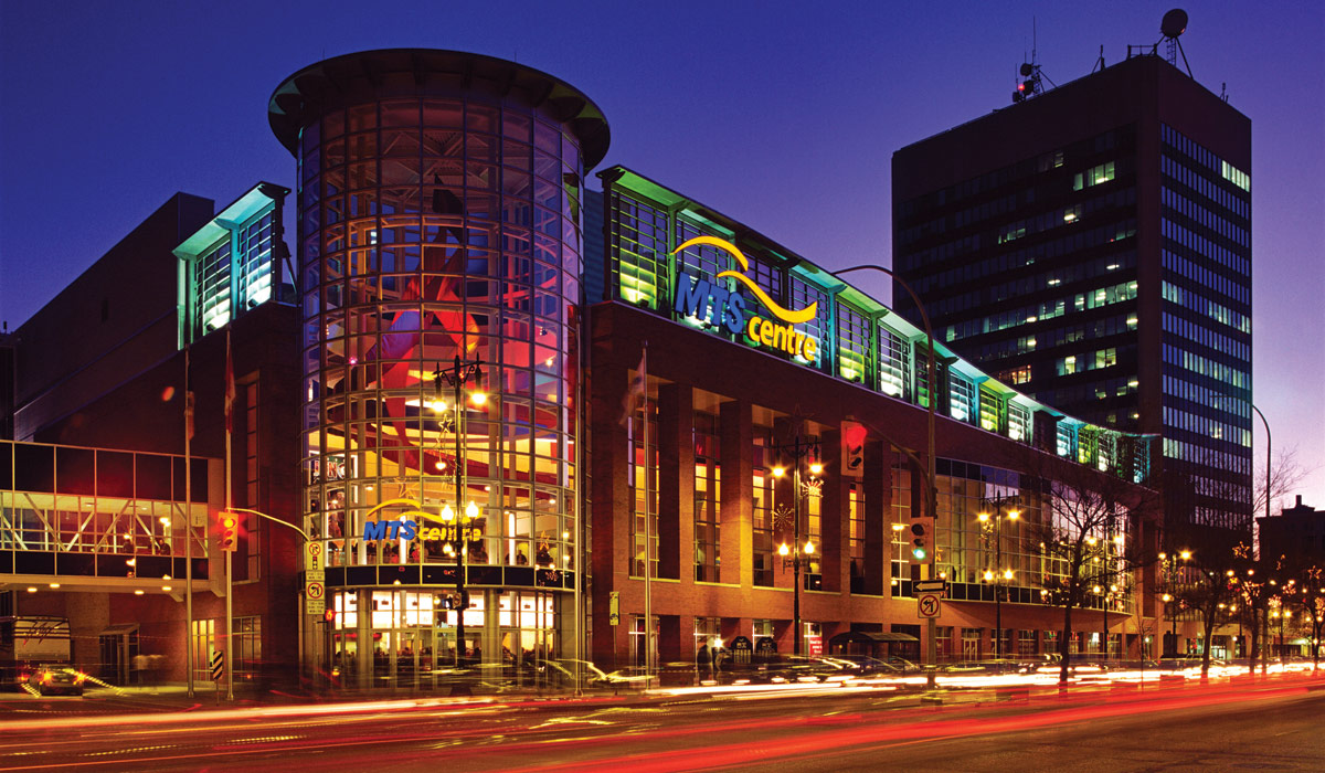 Winnipeg Jets & MTS Centre
