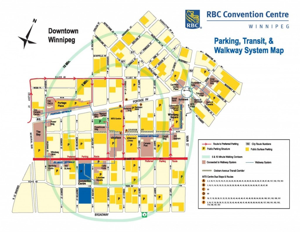 parkingmap with rbc ccw highlighted UPDATED JUNE 27, 2014