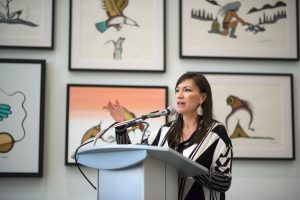 Lisa Meeches, Executive Director, Manito Ahbee