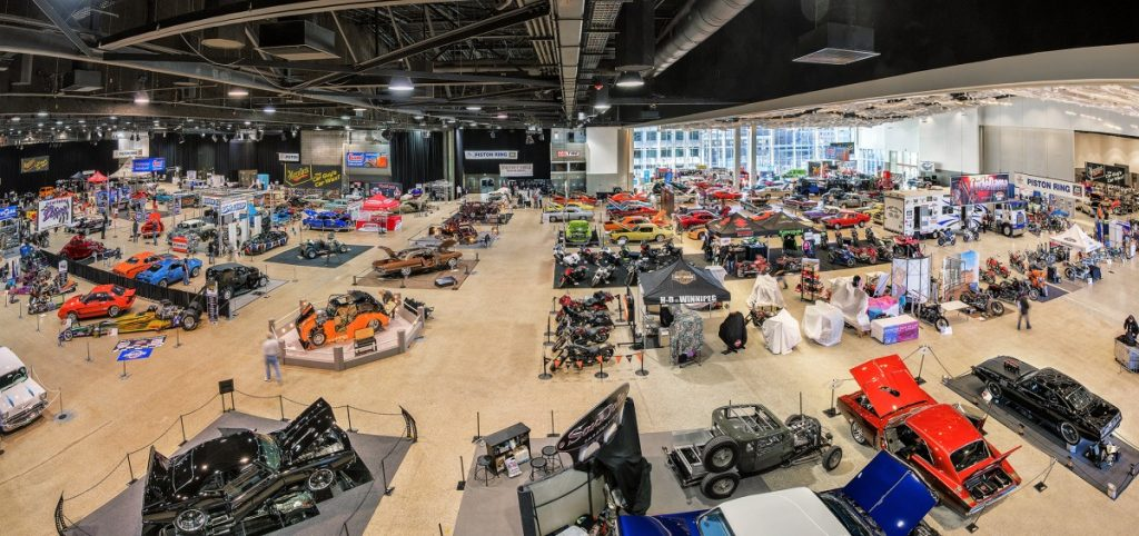 World Of Wheels Rolls Into RBC Convention Centre RBC Convention - Automotive convention