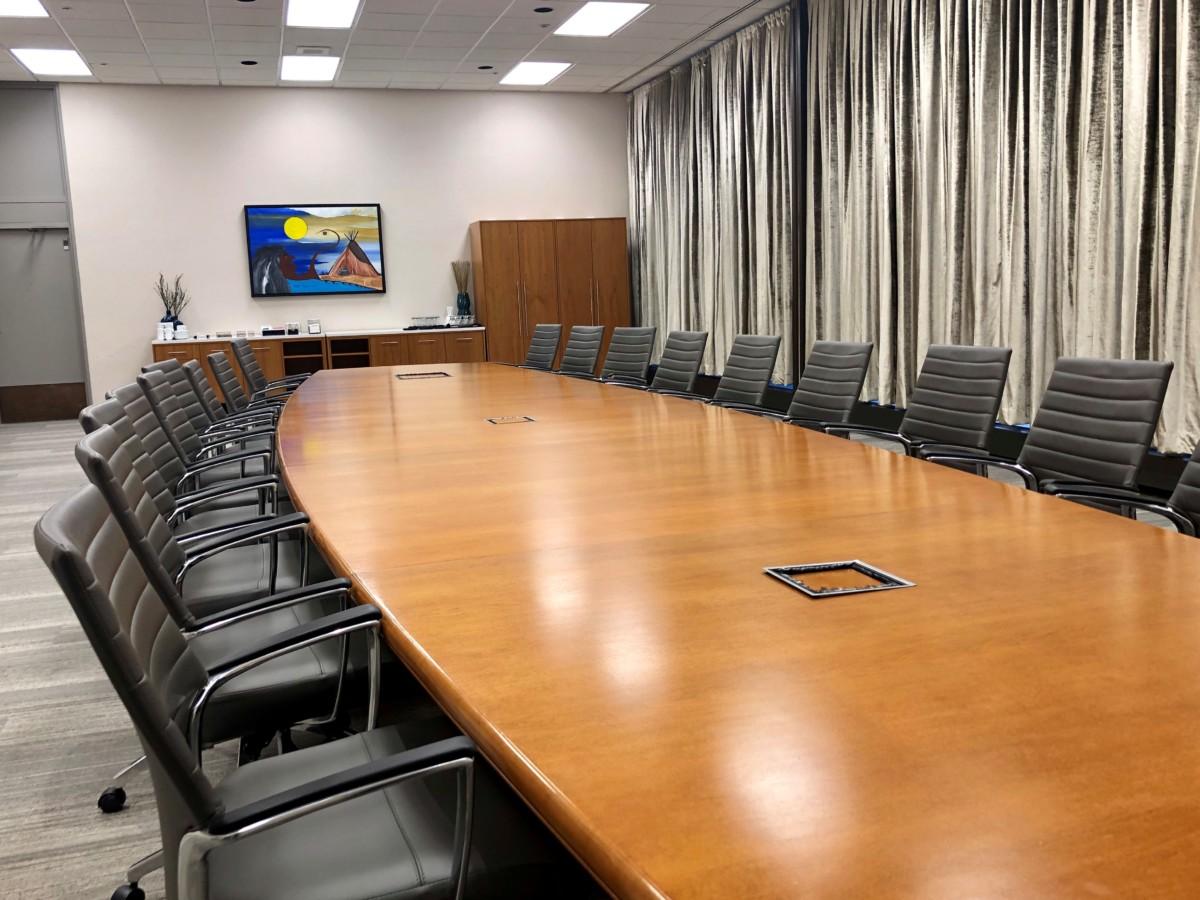 Meeting Room 16 / Corporate Boardroom