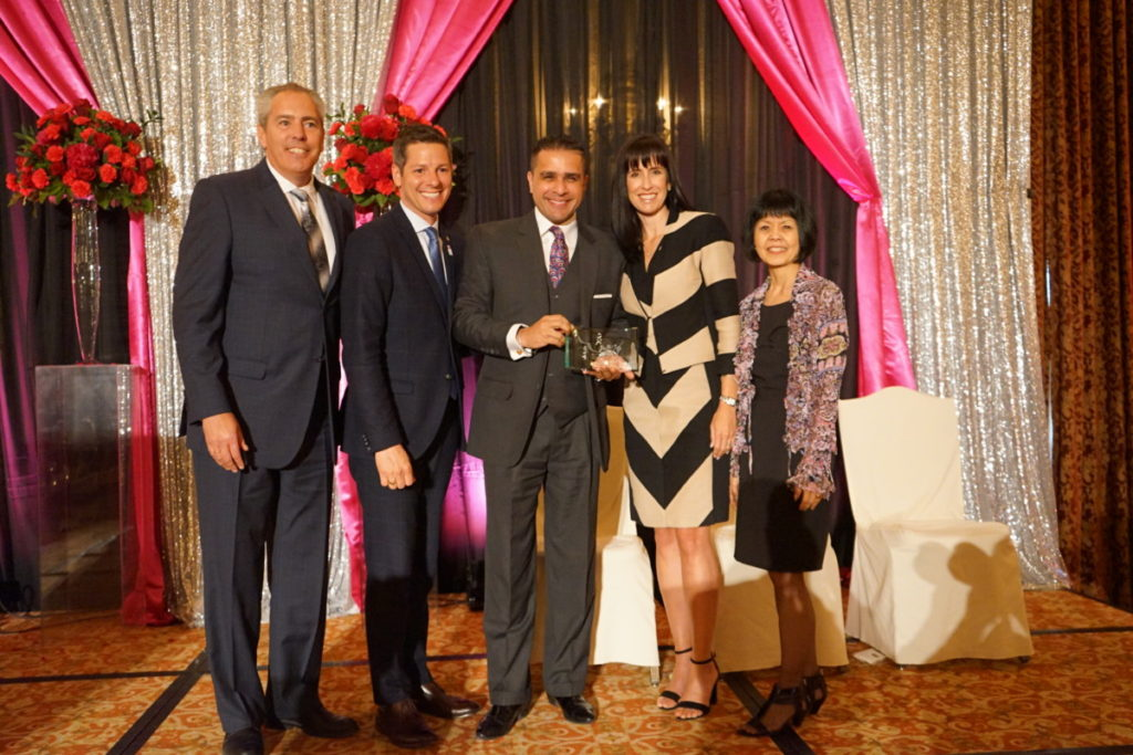 Bring it Home Award Presented to Community Leader - RBC