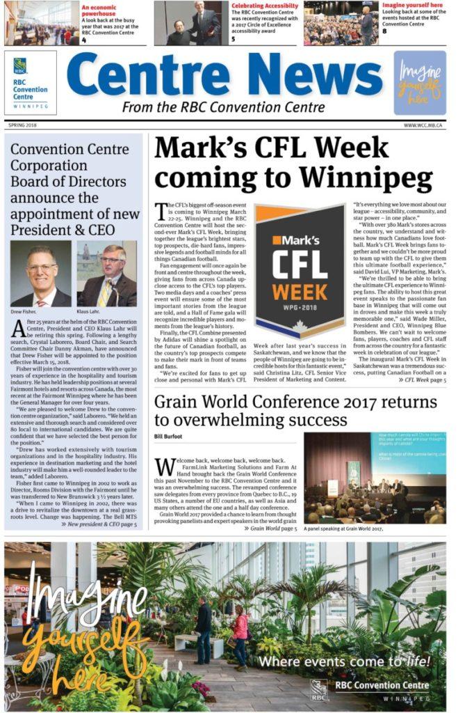 Centre News